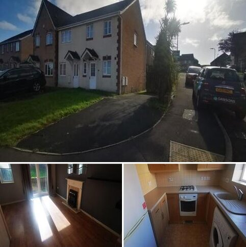 2 bedroom end of terrace house to rent - Cwrt Lafant, Llansamlet, SA7 9WR
