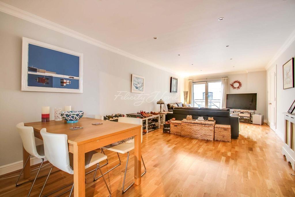 2 Bedrooms Flat for sale in Scott's Sufferance Wharf, Mill Street, SE1