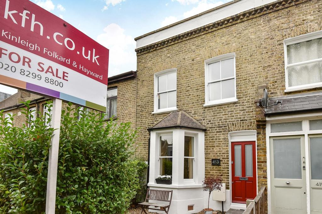 2 Bedrooms Terraced House for sale in Lordship Lane, East Dulwich