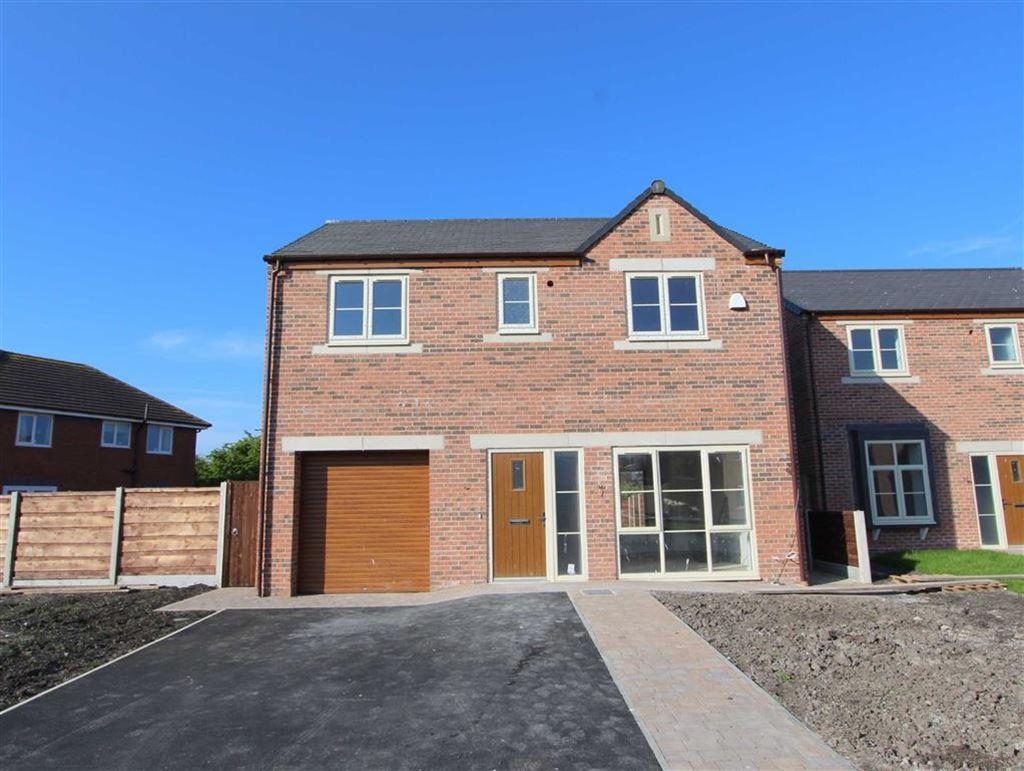 4 Bedrooms Detached House for sale in Plot 1, Meadow Rise, Warton, Lancashire