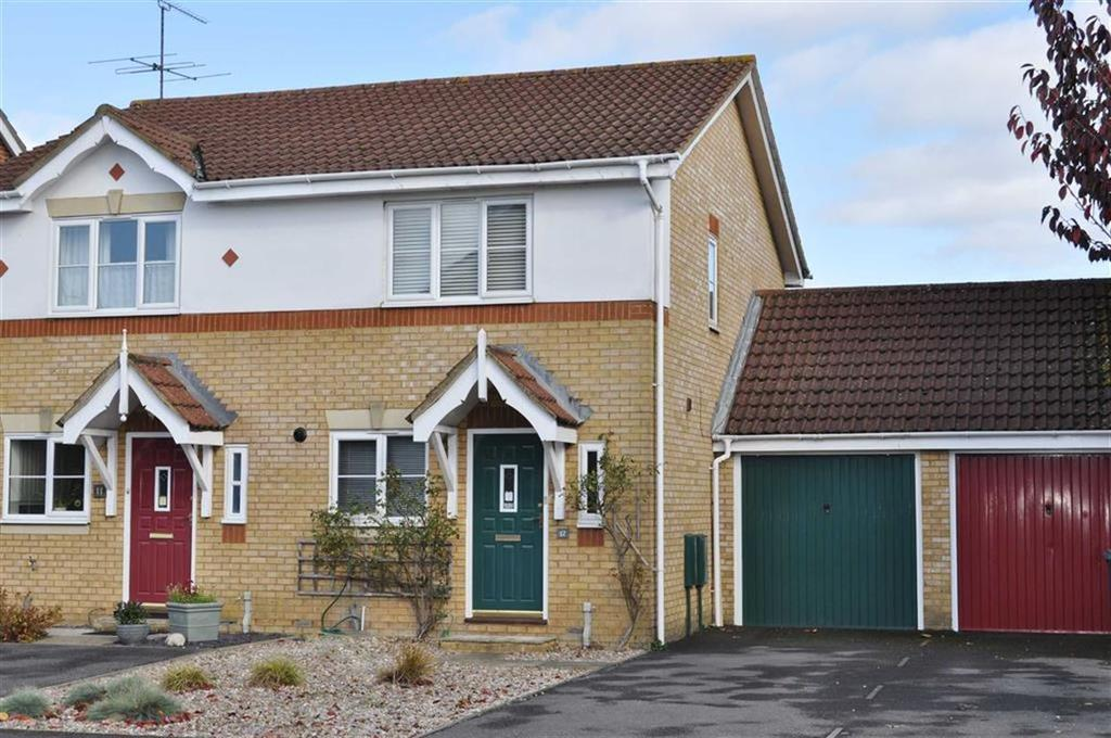 2 Bedrooms Semi Detached House for sale in Westbury Gardens, Farnham