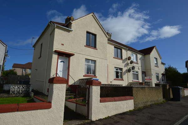 3 Bedrooms Flat for sale in 39 Adams Avenue, Saltcoats, KA21 6AN