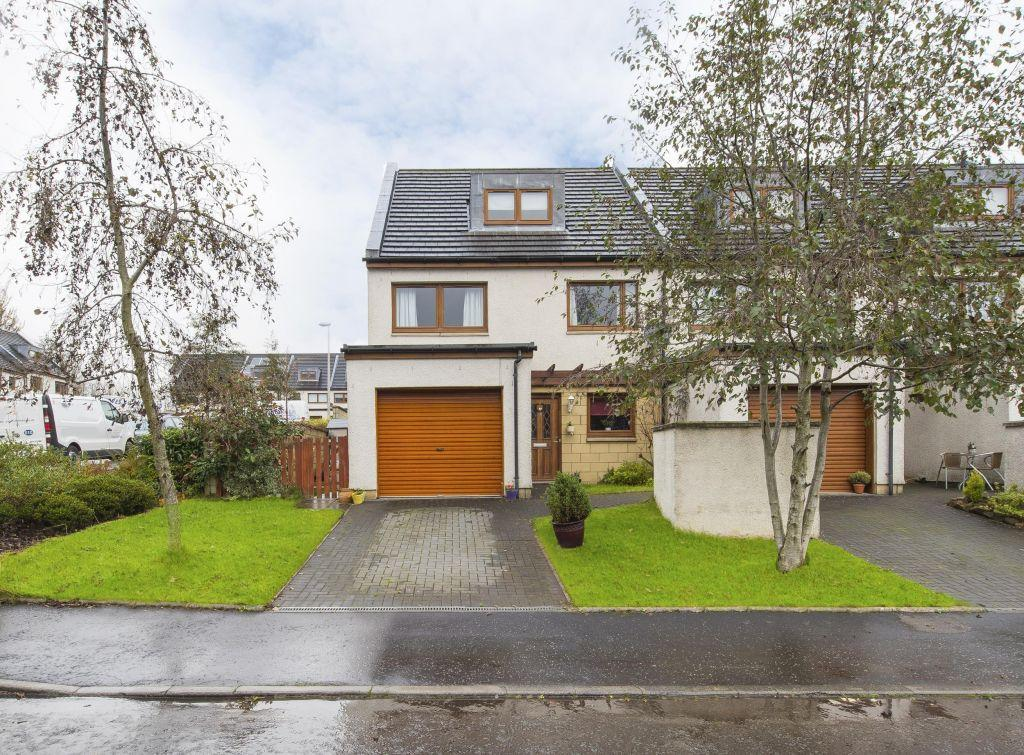 5 Bedrooms End Of Terrace House for sale in 16 New Abbey Road, Gartcosh, Glasgow, G69 8AD