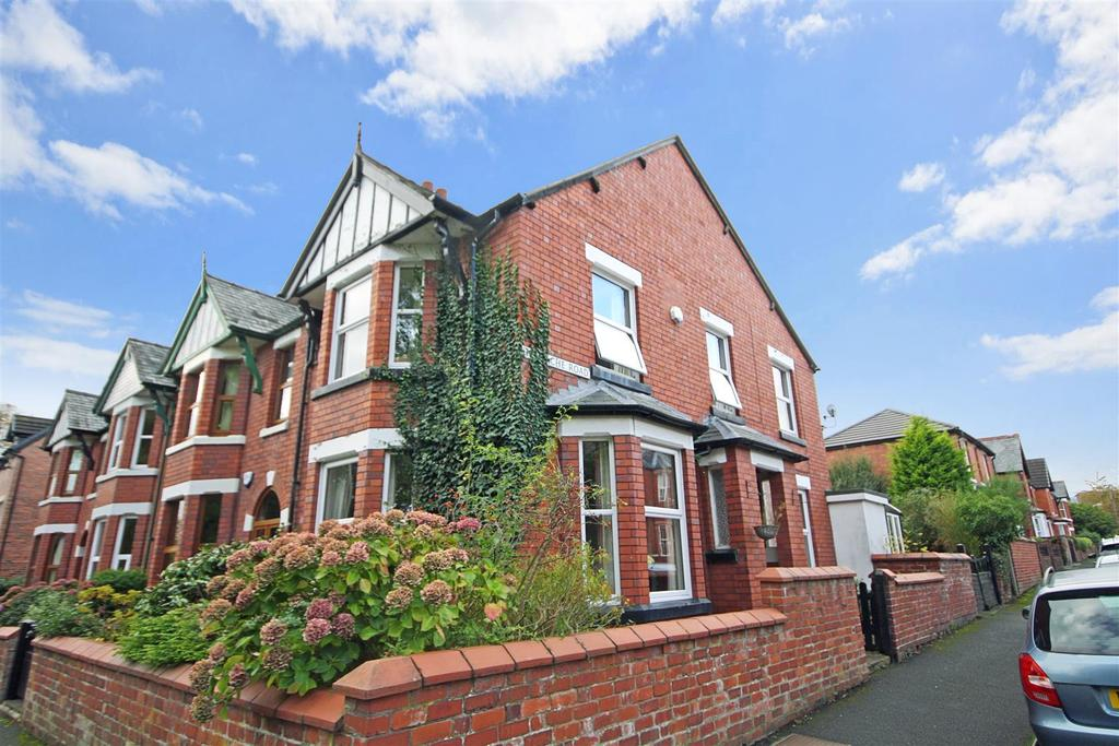 3 Bedrooms Semi Detached House for sale in Holbache Road, Oswestry