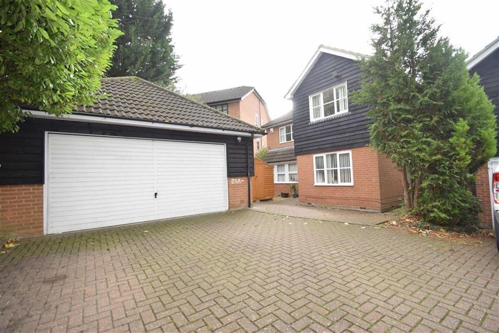 4 Bedrooms Detached House for sale in Cherrydale, Watford, Herts