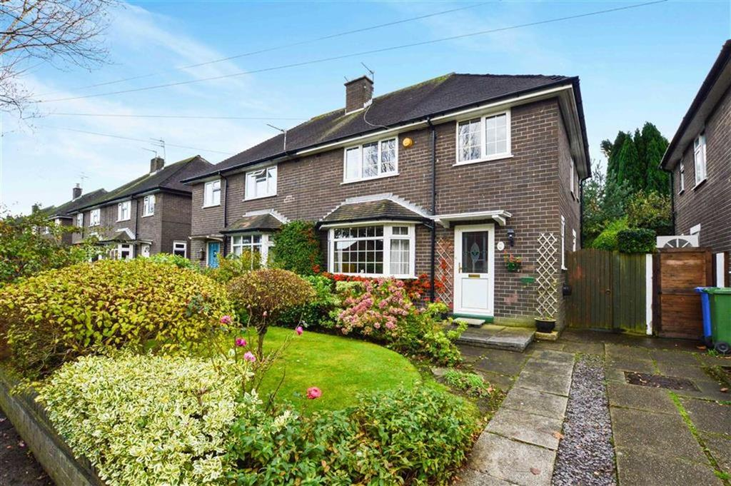 3 Bedrooms Semi Detached House for sale in Old Meadow Lane, Hale, Cheshire, WA15