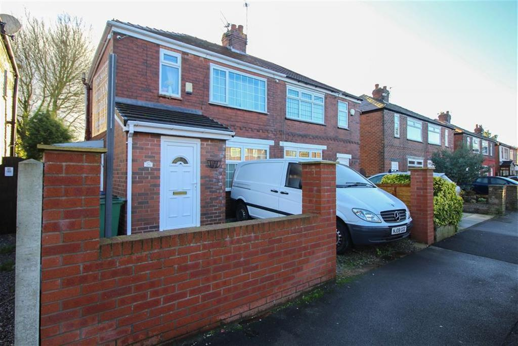 3 Bedrooms Semi Detached House for sale in Dalkeith Road, Reddish, Stockport
