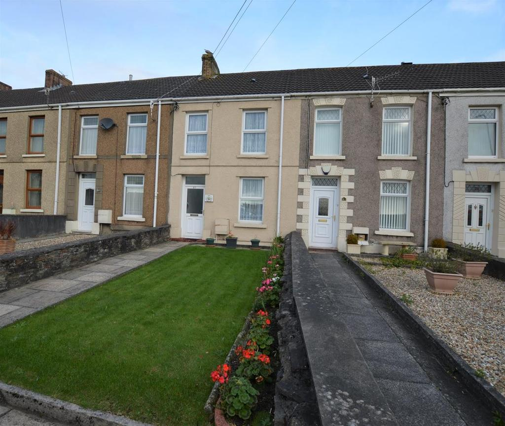 2 Bedrooms Terraced House for sale in Hendre Road, Llangennech.