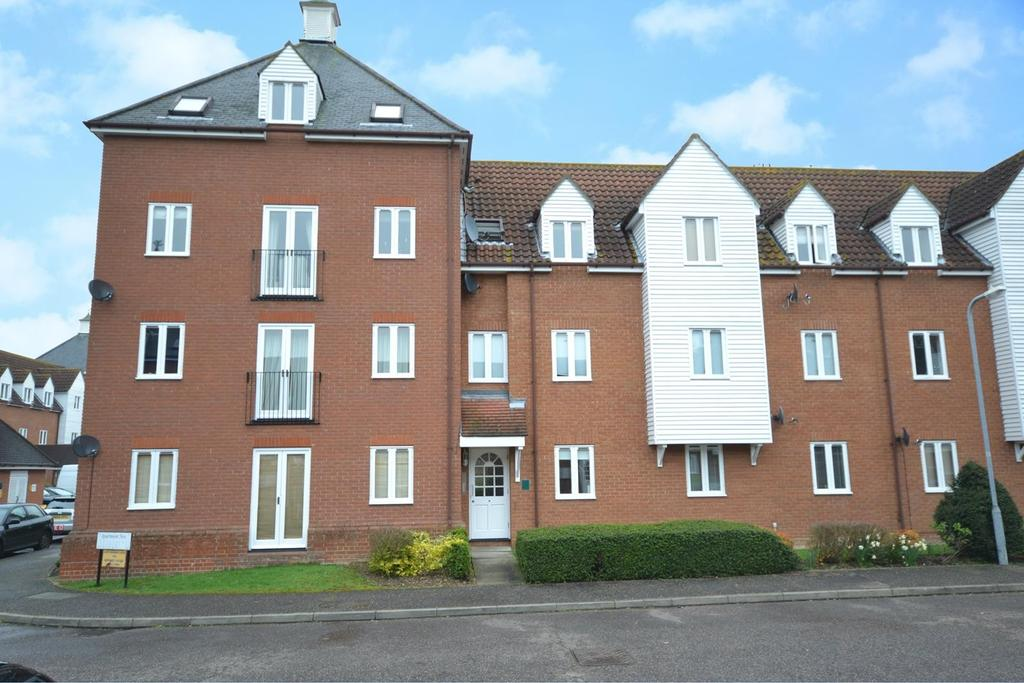 1 Bedroom Apartment Flat for sale in Melba Court, Writtle, Chelmsford, Essex, CM1