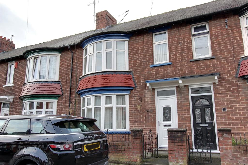 3 Bedrooms Terraced House for sale in Corder Road, Middlesbrough