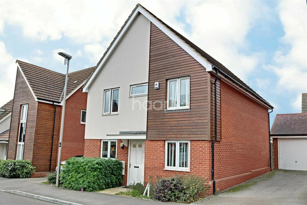 4 Bedrooms Detached House for sale in Milton Keynes