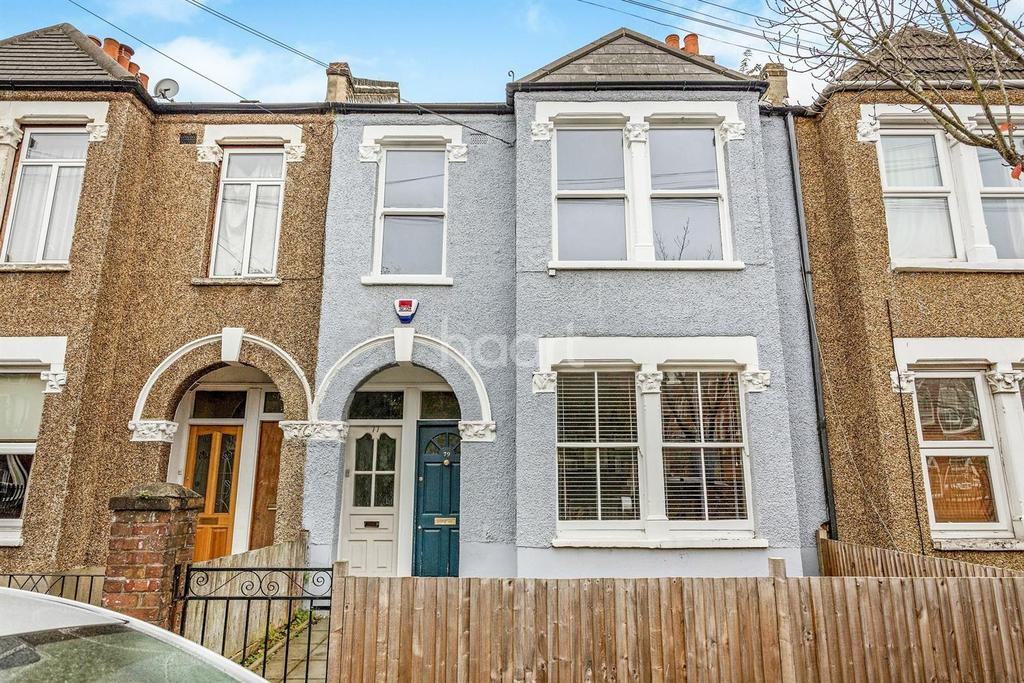 2 Bedrooms Maisonette Flat for sale in Smallwood Road, Tooting, SW17