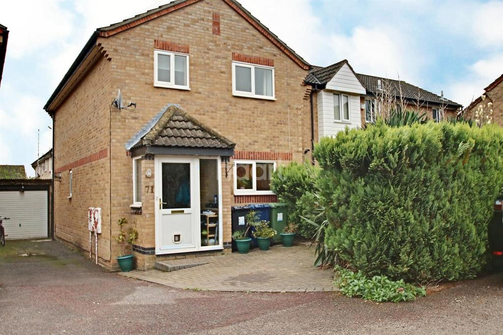 4 Bedrooms Detached House for sale in Watermead, Bar Hill