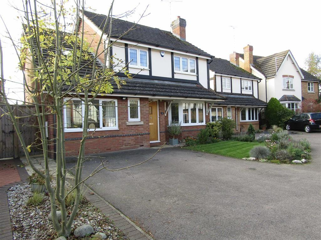 5 Bedrooms Detached House for sale in Sycamore Close, St Ippolyts, SG4