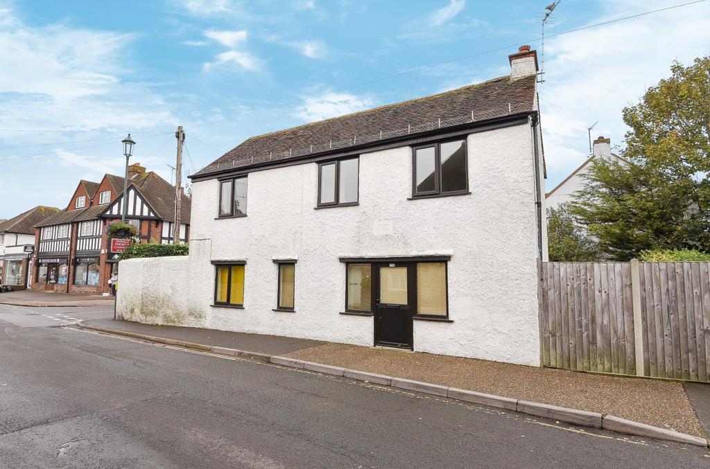 3 Bedrooms Detached House for sale in Felpham Road, Felpham, Bognor Regis, PO22