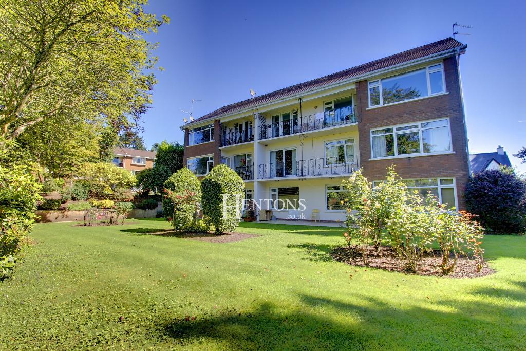 2 Bedrooms Apartment Flat for sale in Ashford House, Brooklea Park, Lisvane, Cardiff
