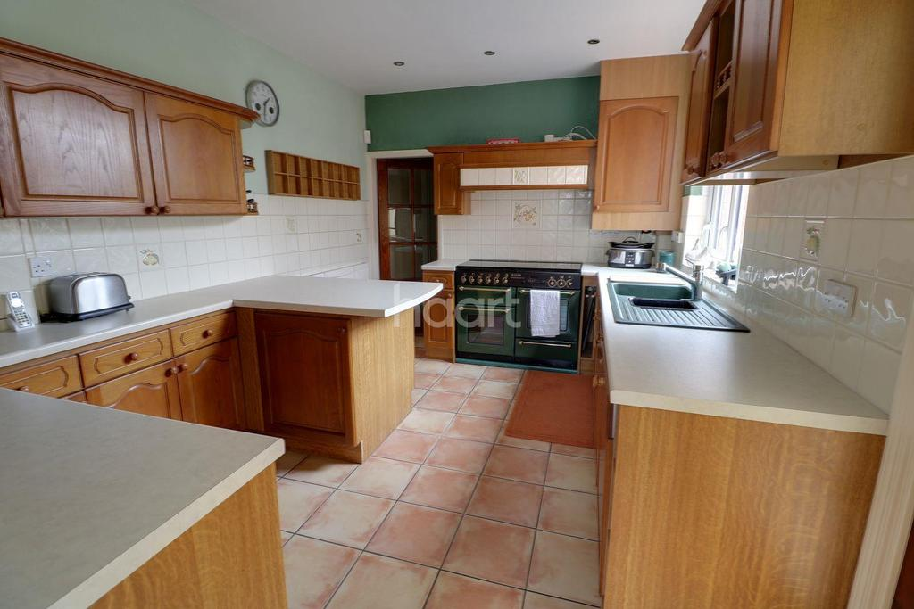 5 Bedrooms Detached House for sale in Pasture Road, Stapleford