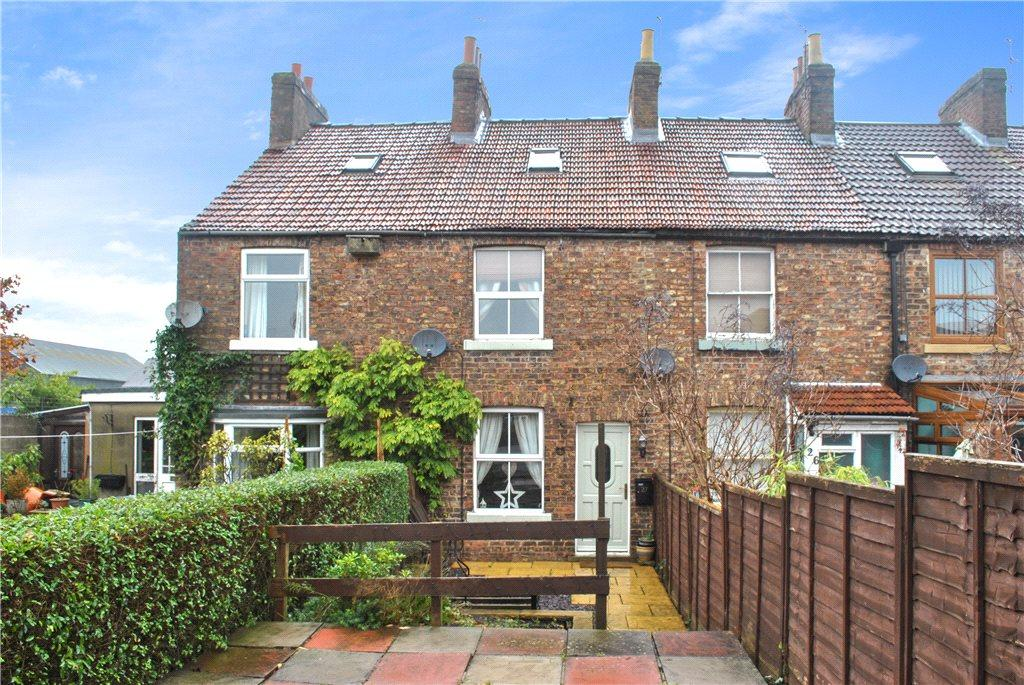 3 Bedrooms Terraced House for sale in Railway Terrace, Sowerby, Thirsk