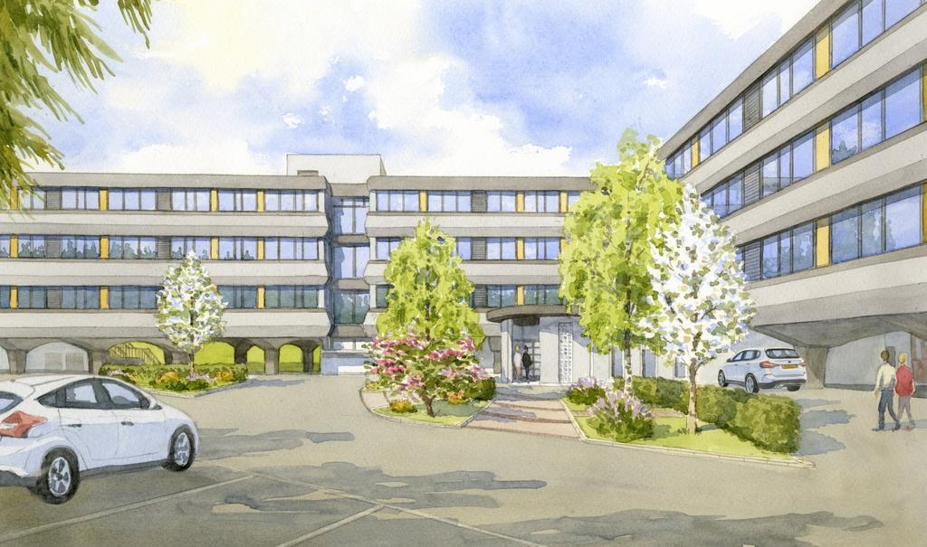 2 Bedrooms Apartment Flat for sale in Bridgewater House, Park Road, Timperley