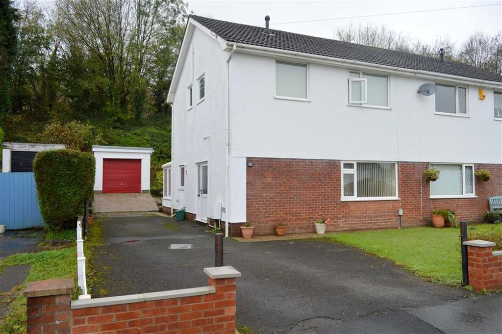 3 Bedrooms Semi Detached House for sale in Bishwell Road, Gowerton, Swansea