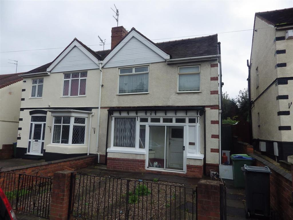 3 Bedrooms Semi Detached House for sale in St. Annes Road, Cradley Heath
