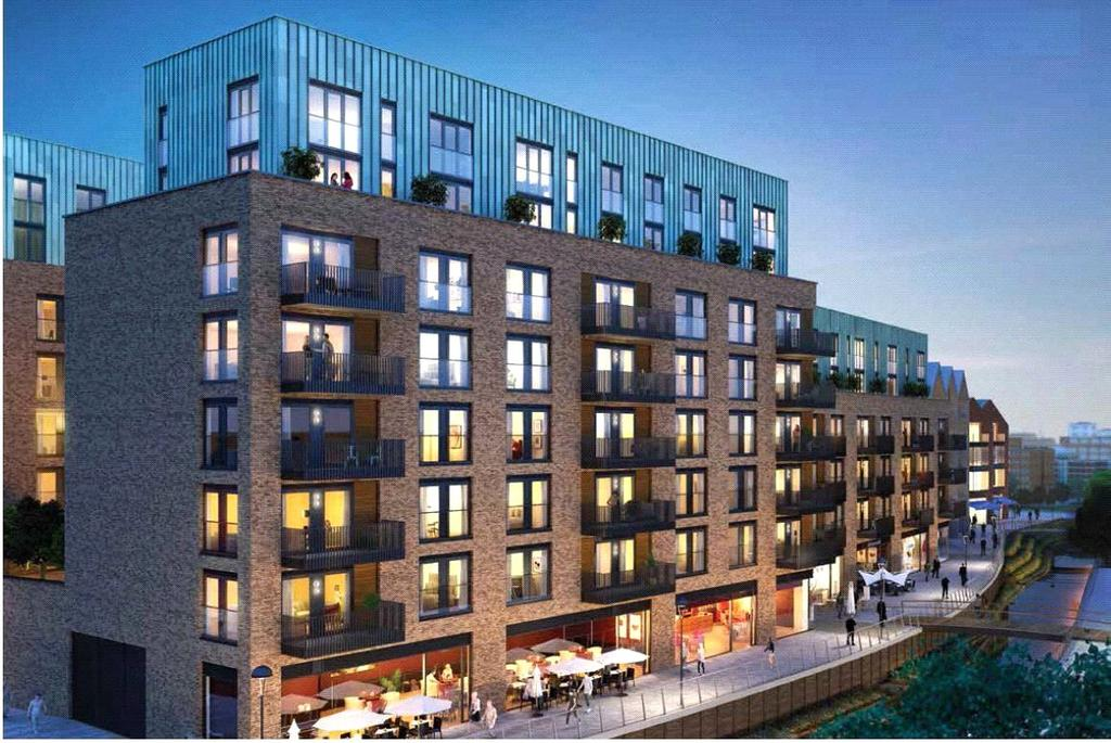 1 Bedroom Flat for sale in The Ram Quarter, Wandsworth High Street, London, SW18