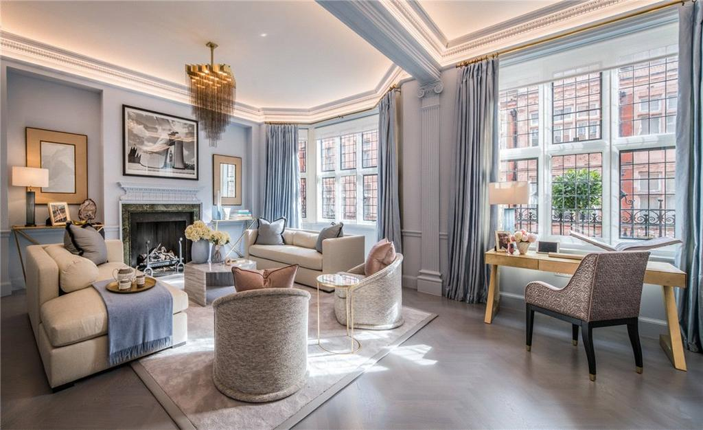 3 Bedrooms Flat for sale in Mount Street, London, W1K
