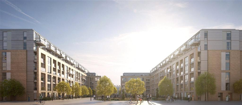 2 Bedrooms Flat for sale in Packington Square, London, N1