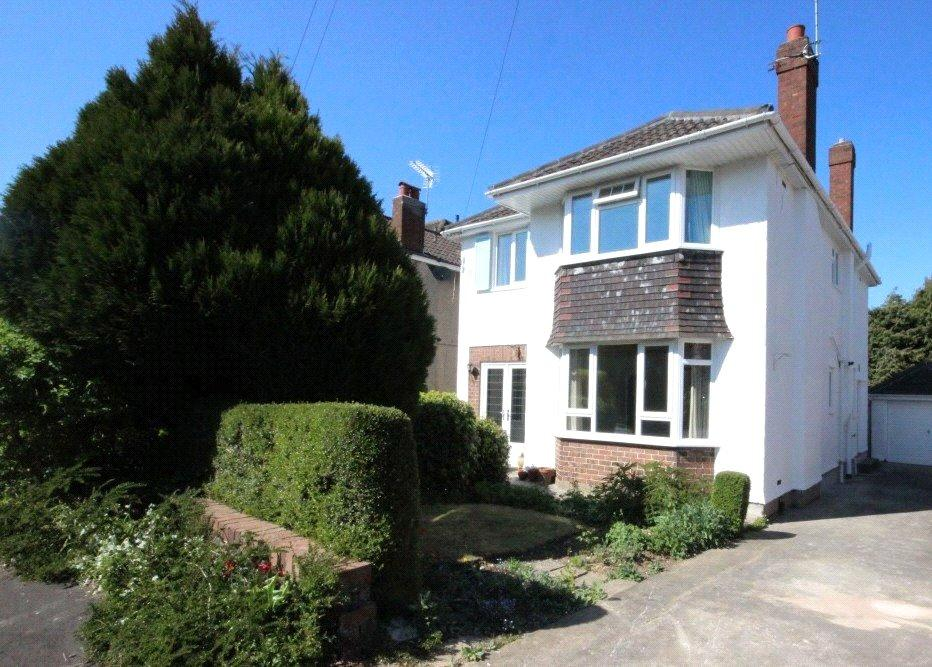 4 Bedrooms Detached House for sale in Montroy Close, Henleaze, Bristol, BS9
