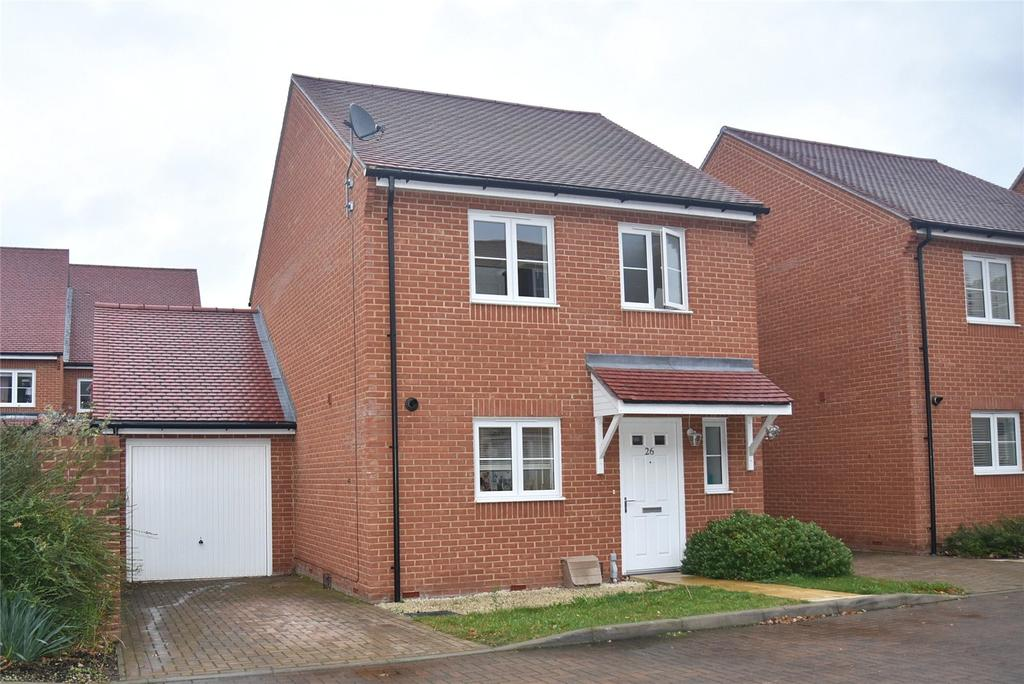 3 Bedrooms Detached House for sale in Royal Gardens, Tadley, Hampshire, RG26