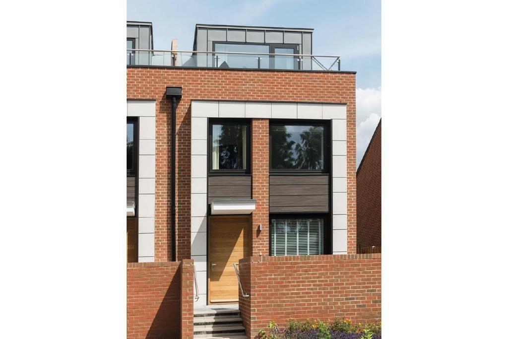 3 Bedrooms Town House for sale in Westfield Waterside, Knaresborough Drive, Earlsfield