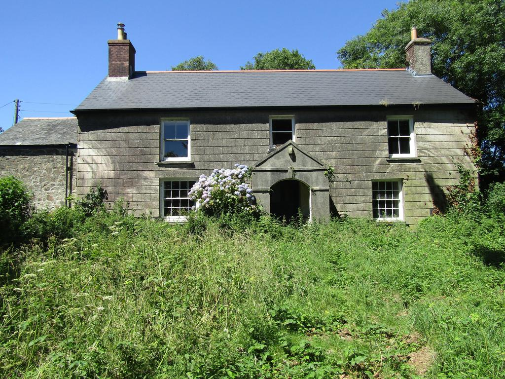 4 Bedrooms Farm House Character Property for sale in Trungle Farm, Gwinear, Hayle TR27