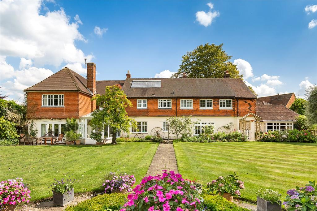 6 Bedrooms Detached House for sale in Wood Street Green, Wood Street Village, Guildford, Surrey