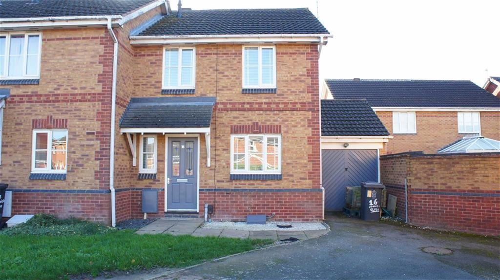 3 Bedrooms Town House for sale in Adelaide Close, Thurcaston Park