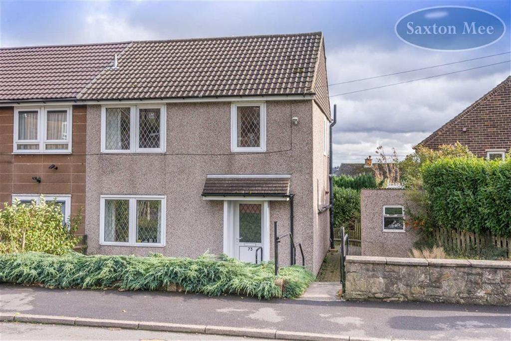 3 Bedrooms Semi Detached House for sale in Wellgreen Road, Stannington, Sheffield, S6