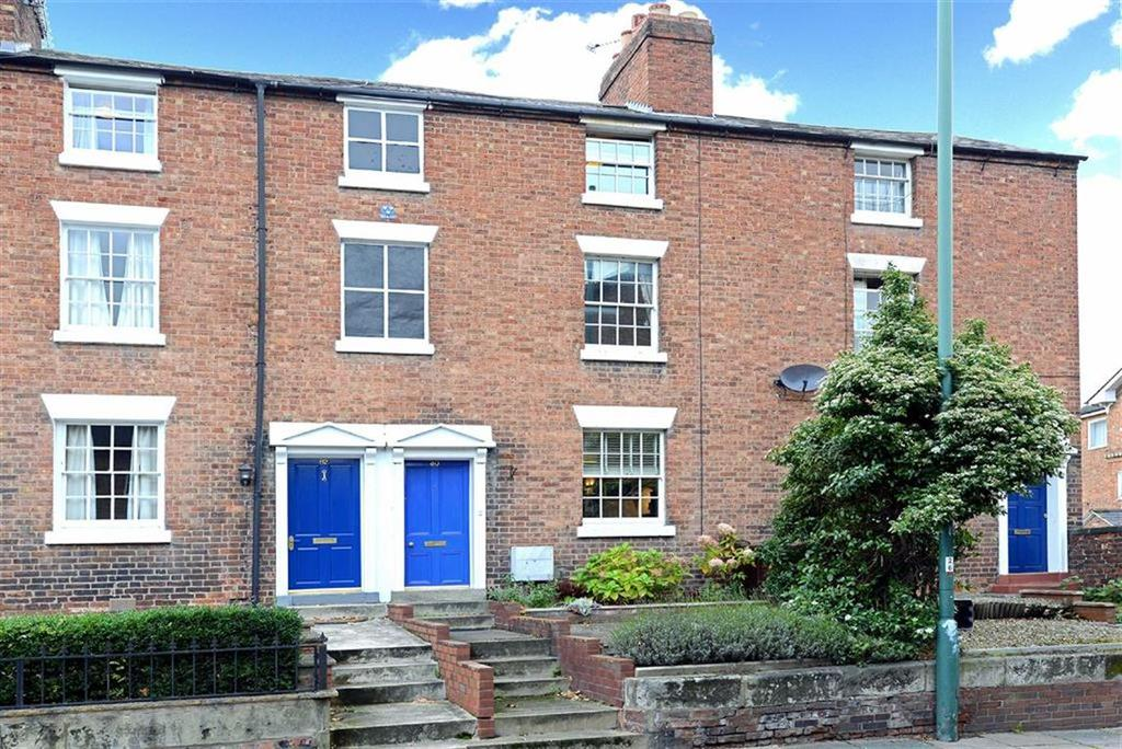 4 Bedrooms Terraced House for sale in Belle Vue Road, Belle Vue, Shrewsbury, Shropshire