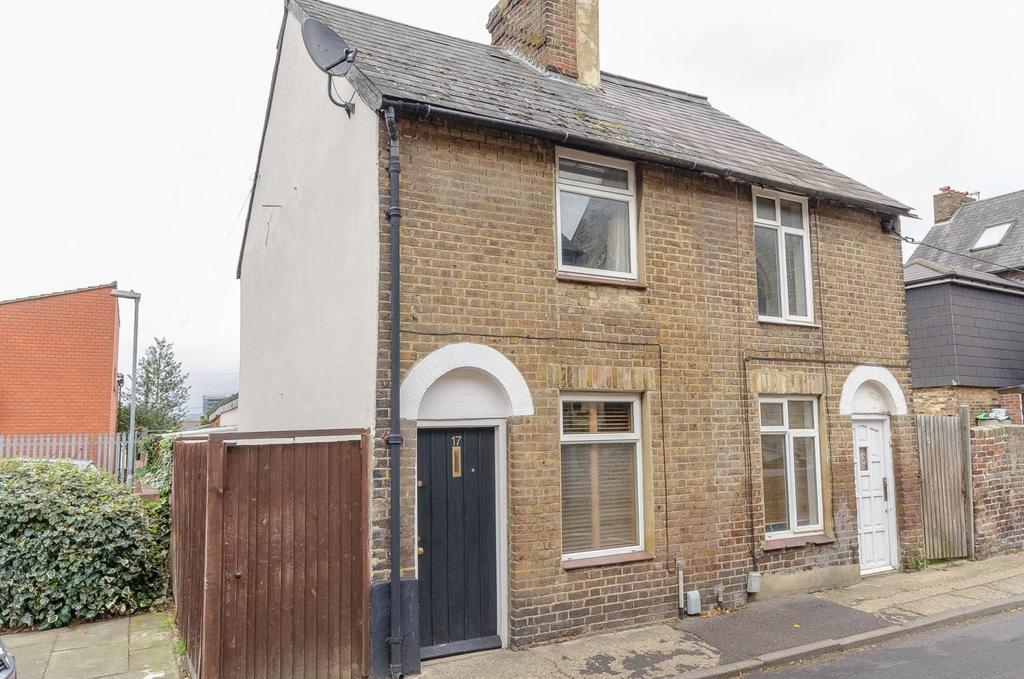 3 Bedrooms Semi Detached House for sale in Waterloo Street, Maidstone, Kent