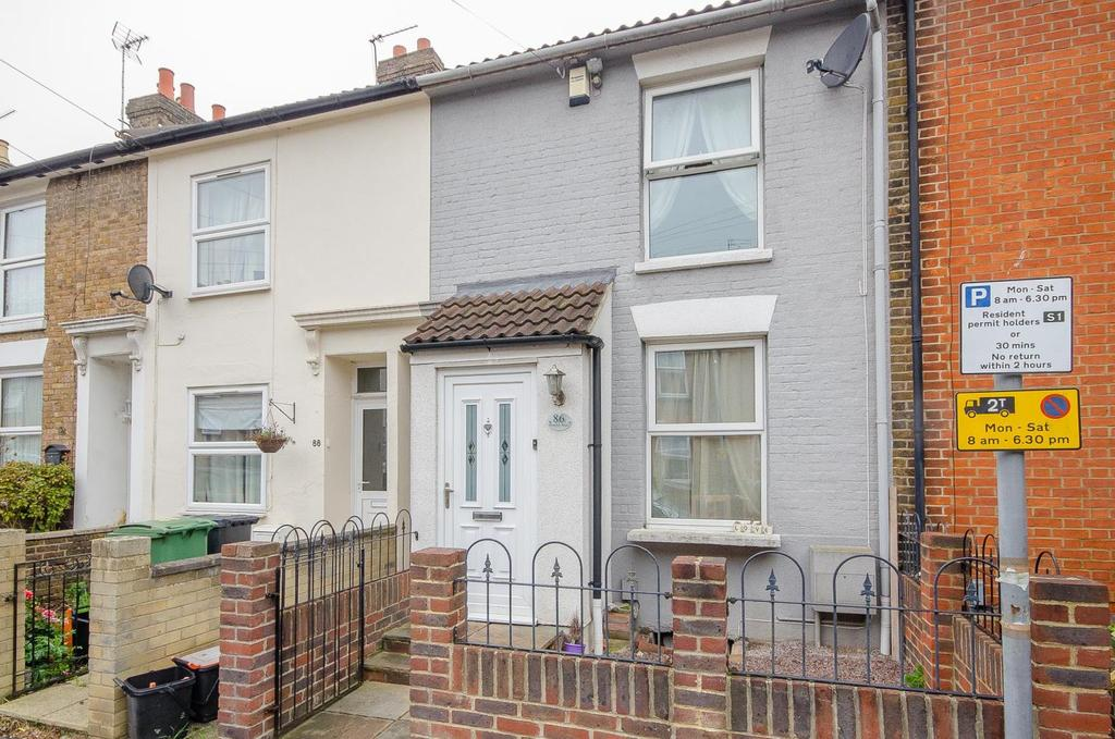 3 Bedrooms Terraced House for sale in Kingsley Road , , Maidstone , Kent