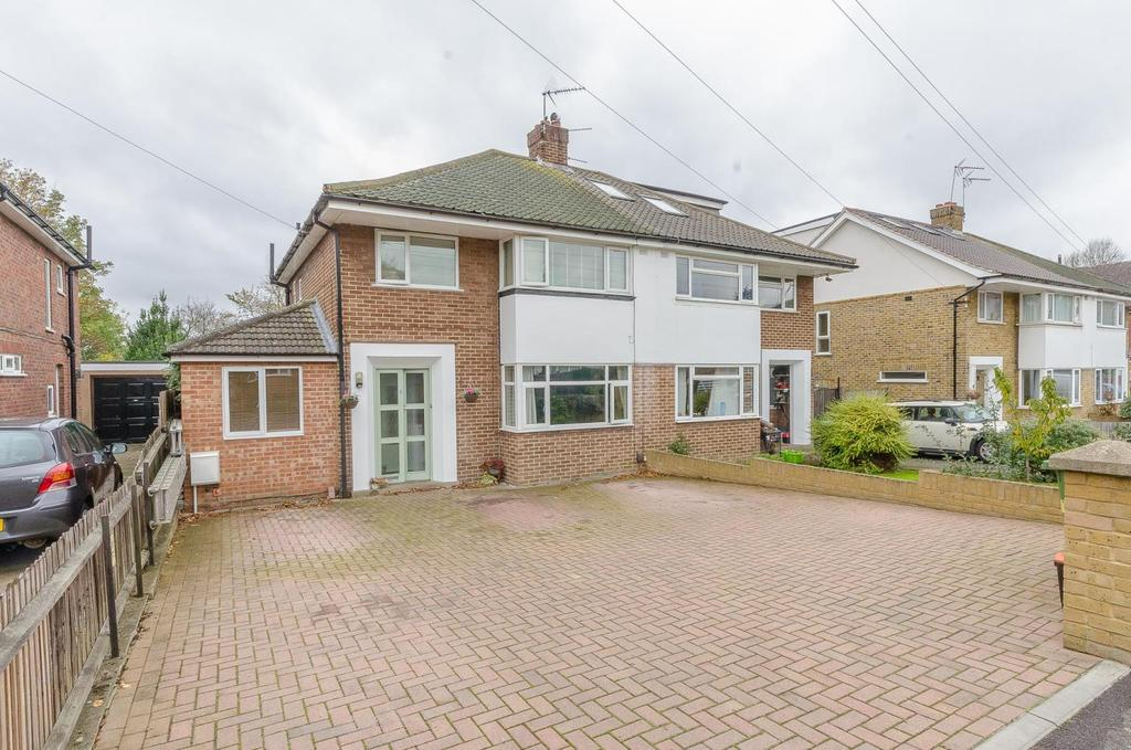 4 Bedrooms Semi Detached House for sale in Knowle Road, Maidstone, Kent