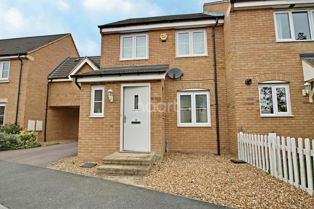 4 Bedrooms Semi Detached House for sale in Stevensons Road, Longstanton
