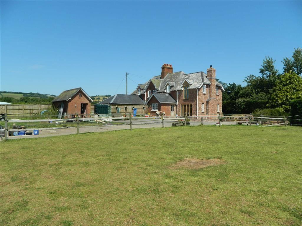 3 Bedrooms Semi Detached House for sale in Poundsland Cottages, Silverton, Exeter, Devon, EX5