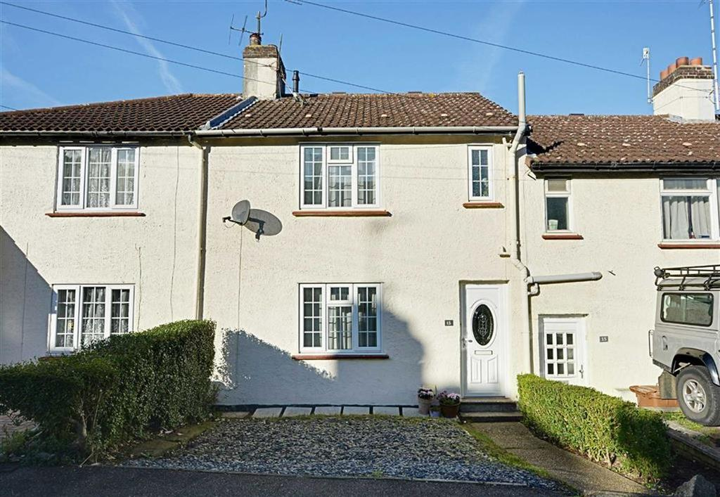 3 Bedrooms Terraced House for sale in Clyde Terrace, Hertford, Herts, SG13