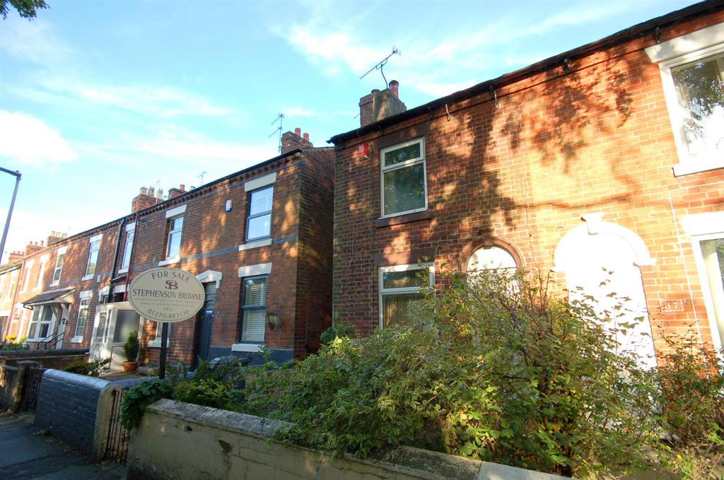 2 Bedrooms Semi Detached House for sale in Ashmores Lane, Alsager