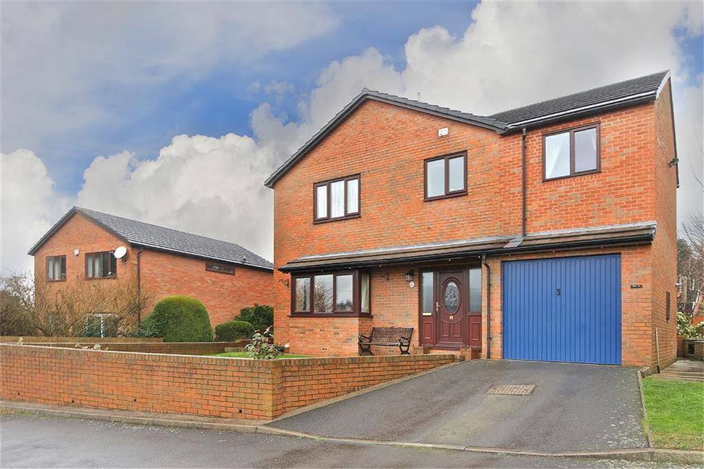 5 Bedrooms Detached House for sale in The Courtyard, Birstall, Batley, WF17