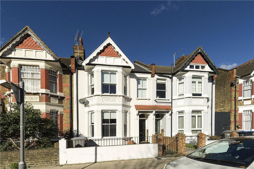 3 Bedrooms Terraced House for sale in Kempe Road, Queen's Park, London, NW6