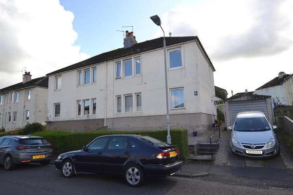 1 Bedroom Flat for sale in 4 Crags Crescent, Paisley, PA2 6QU