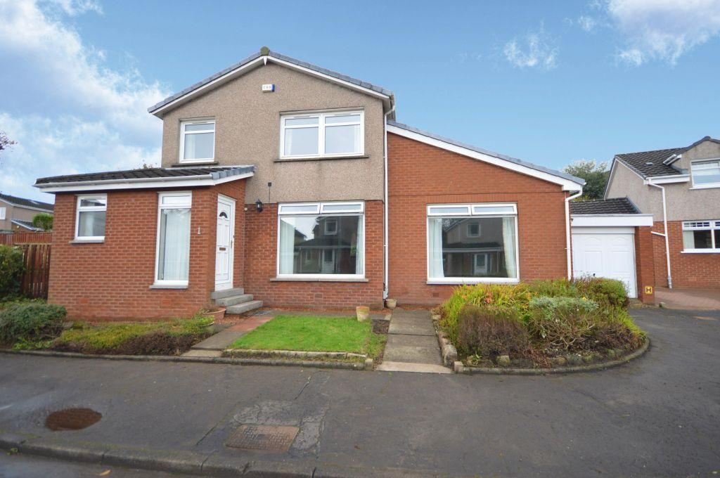 4 Bedrooms Detached House for sale in 1 Gorsewood, Bishopbriggs, Glasgow, G64 2TG