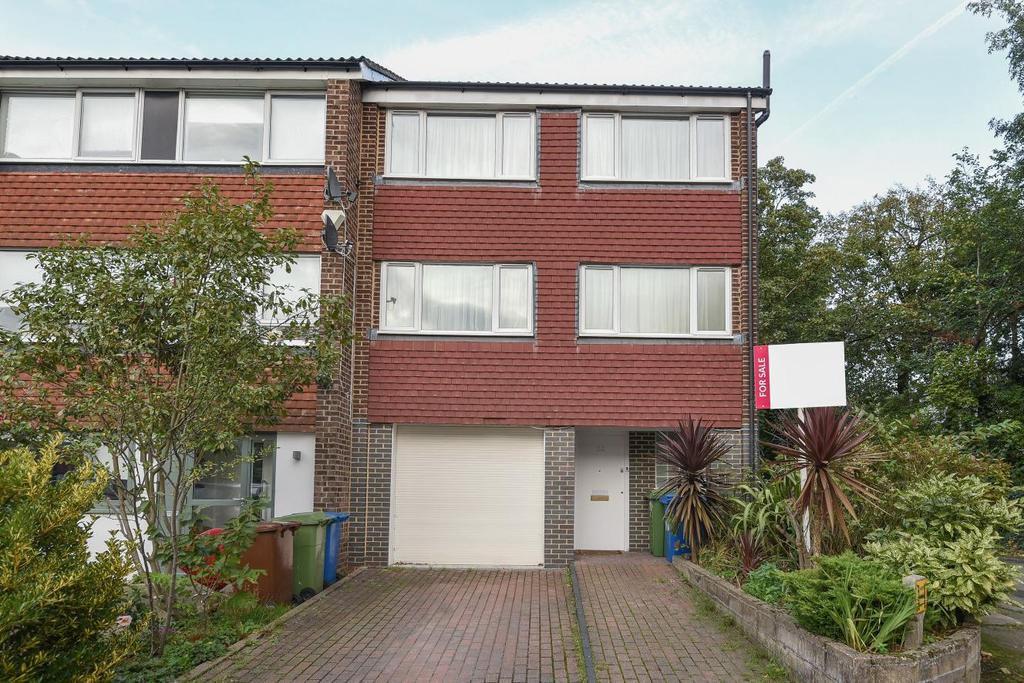 4 Bedrooms Terraced House for sale in Beaulieu Close, Camberwell