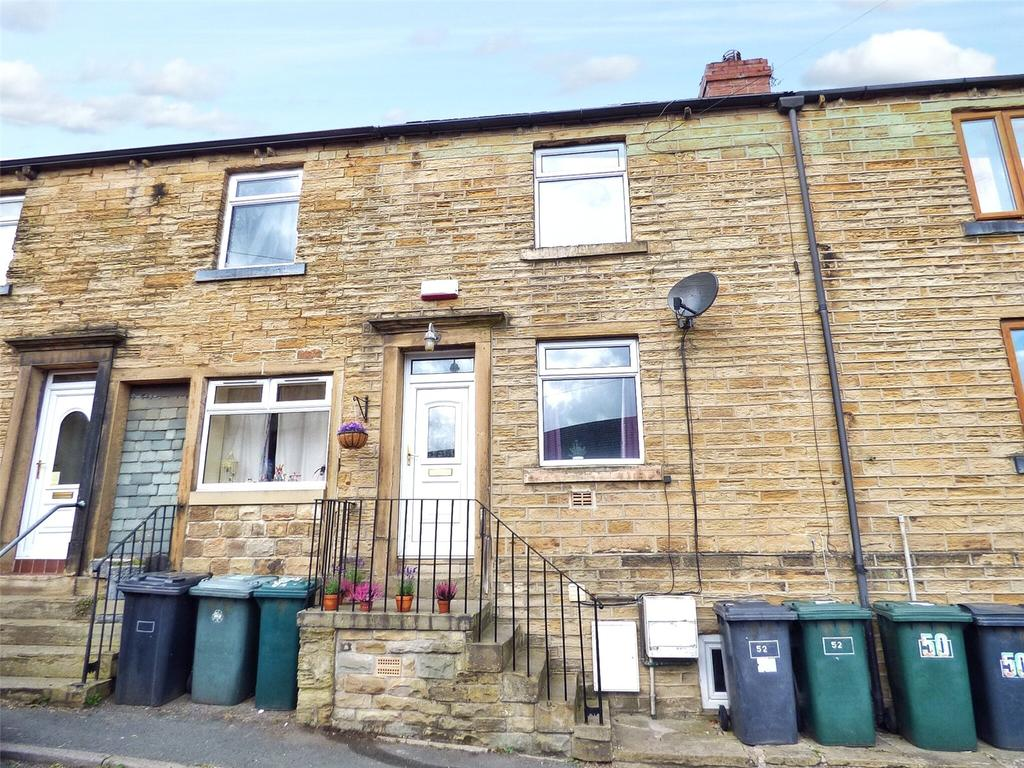 2 Bedrooms Terraced House for sale in High Street, Clayton West, Huddersfield, West Yorkshire, HD8