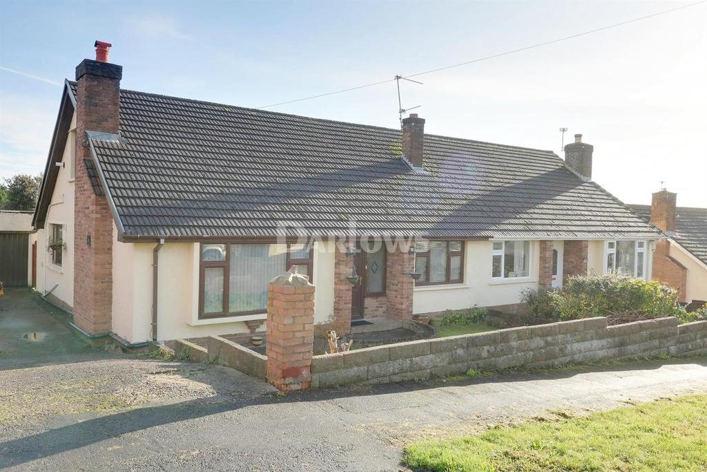 3 Bedrooms Bungalow for sale in Brynteg, Rhiwbina, Cardiff, CF14
